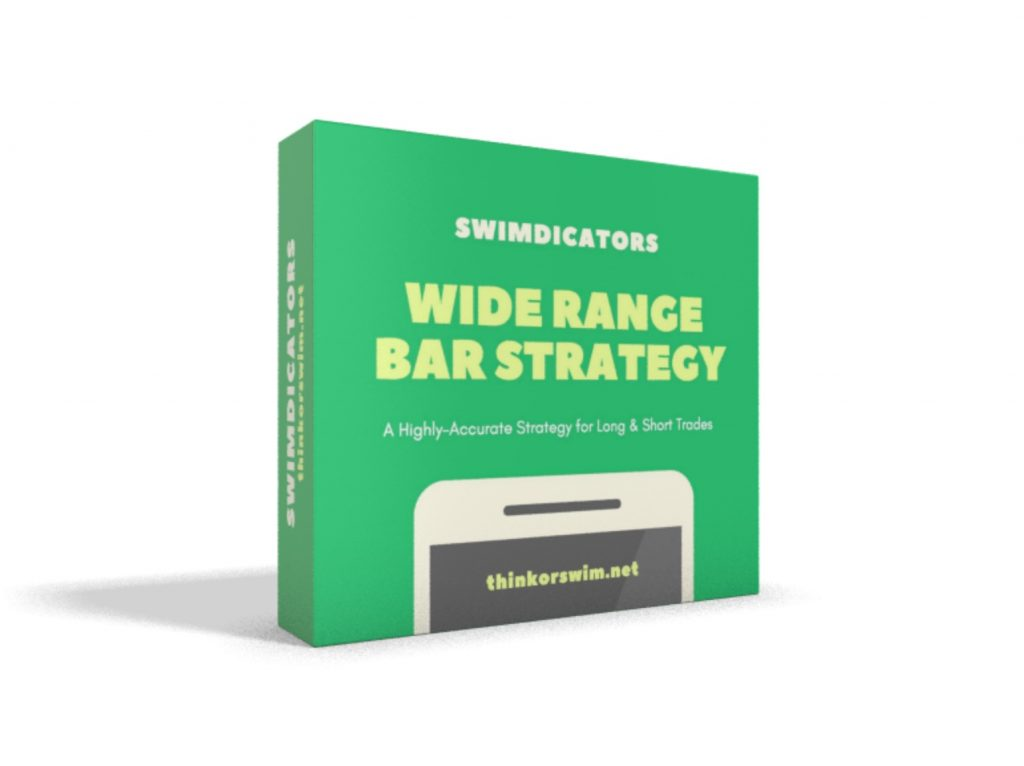 Wide Range Bar Trading Strategy — Trading off high-range bars